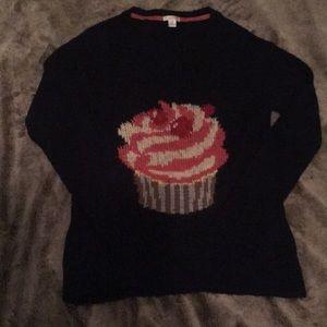 Xhilaration Oversized Cupcake Sweater